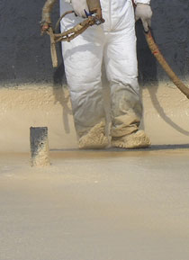 Yonkers Spray Foam Roofing Systems
